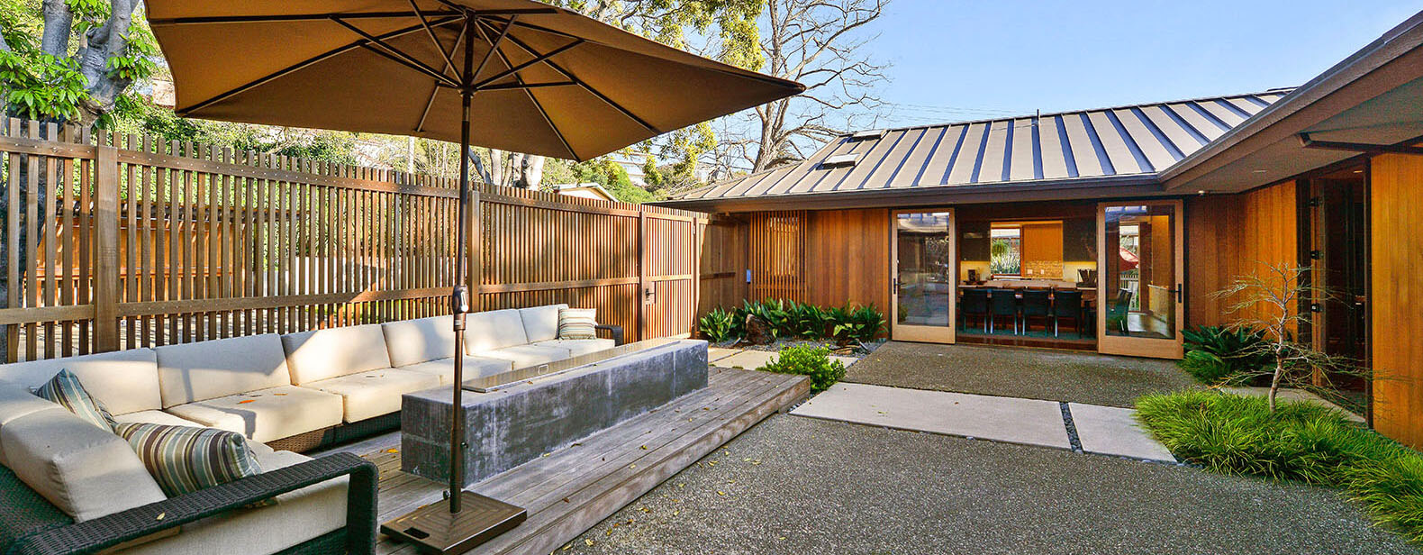 Reusable and recycled materials - Green Home Renovations
