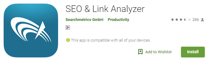 SEO and Link Analyzer
