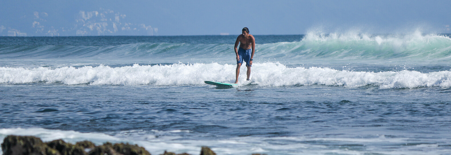 Take a Surfing Lesson Punta Mita Mexico