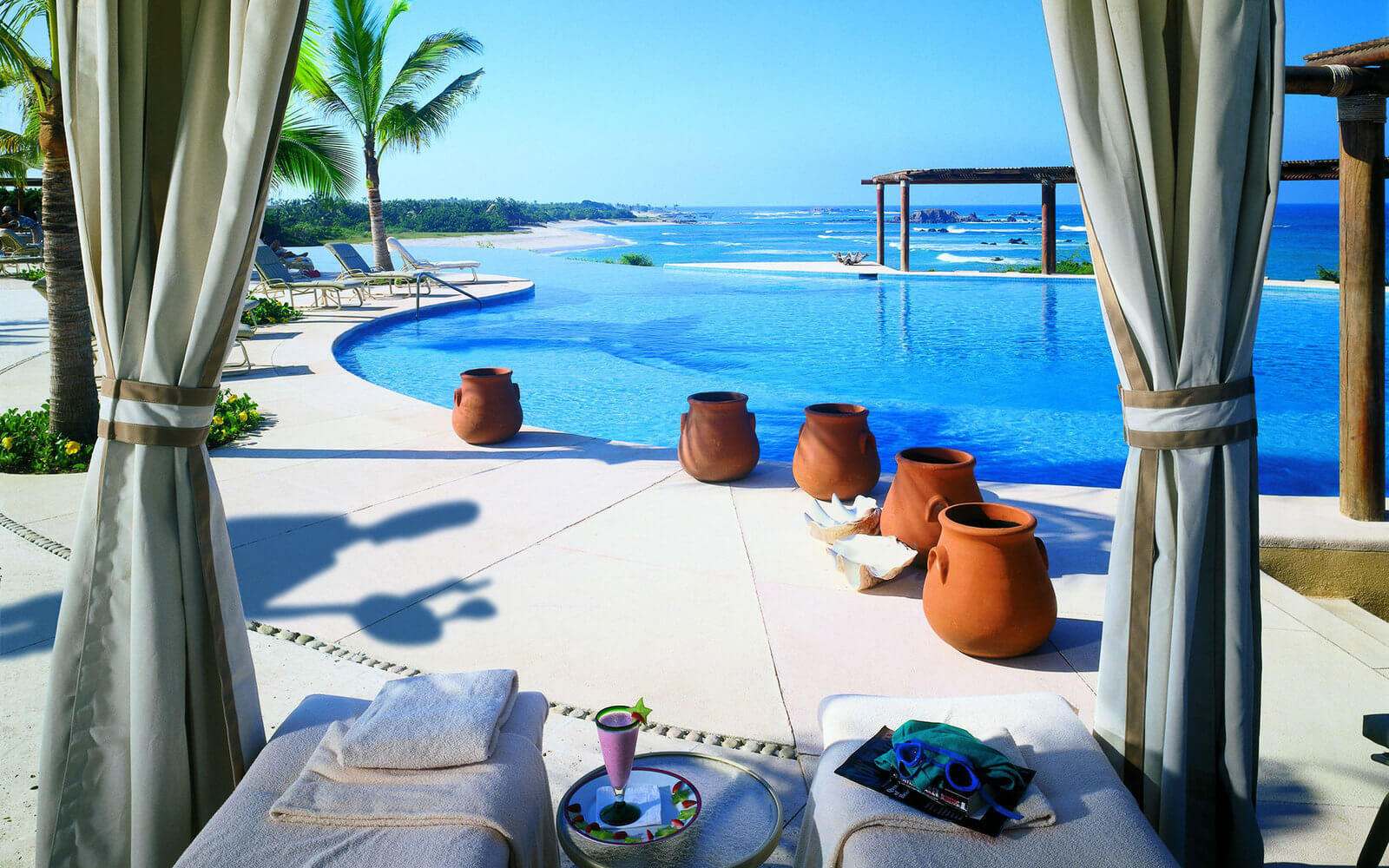 honeymoon resort in Punta Mita Mexico 1