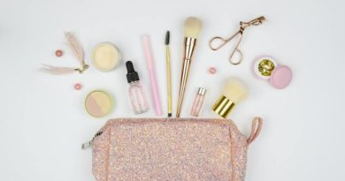 Makeup Bag on a Budget