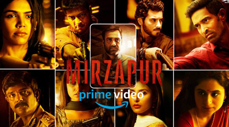 Mirzapur Amazon Prime Web Series Download Links – 100% Working