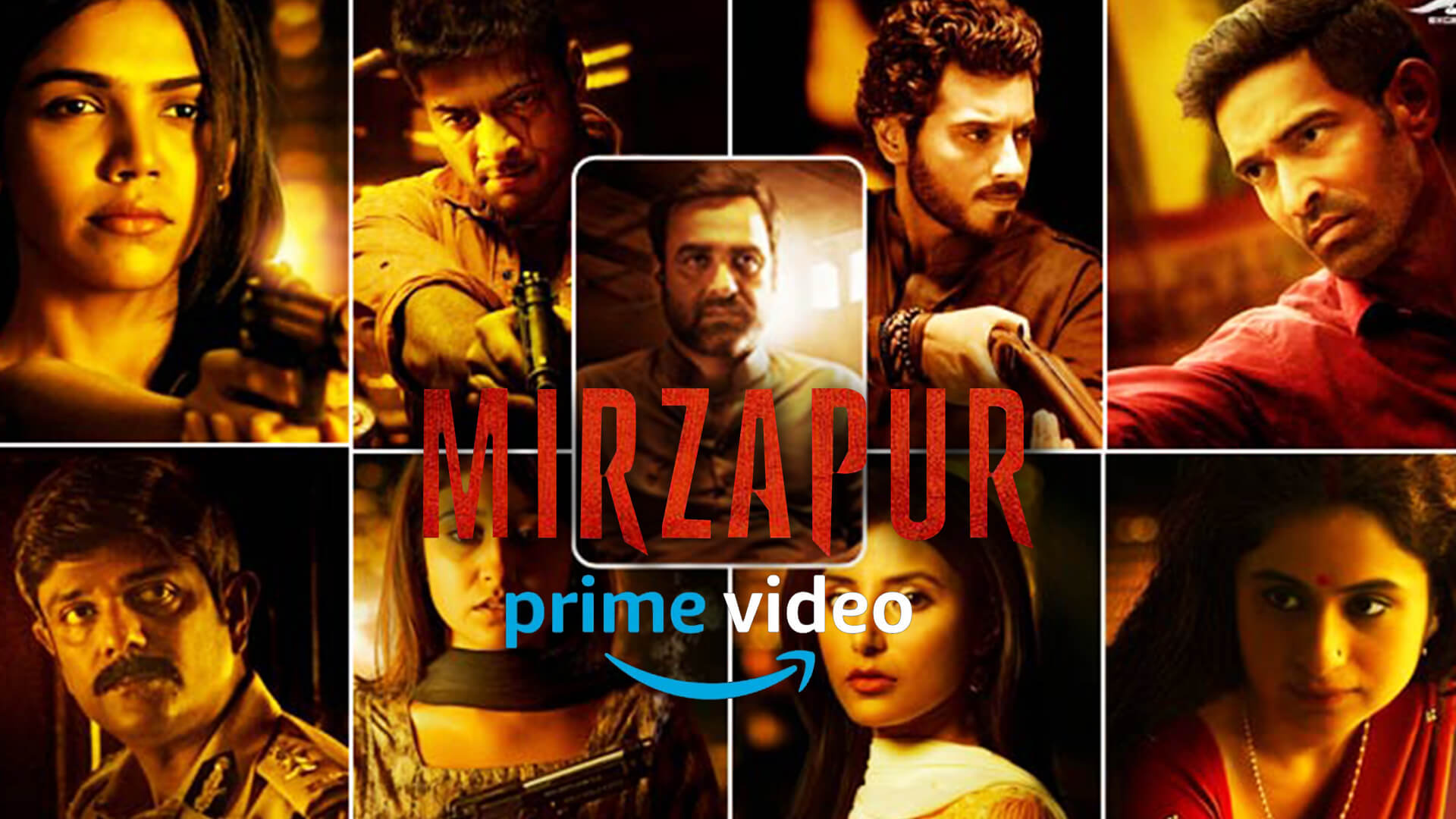 Mirzapur Amazon Prime Web Series-10