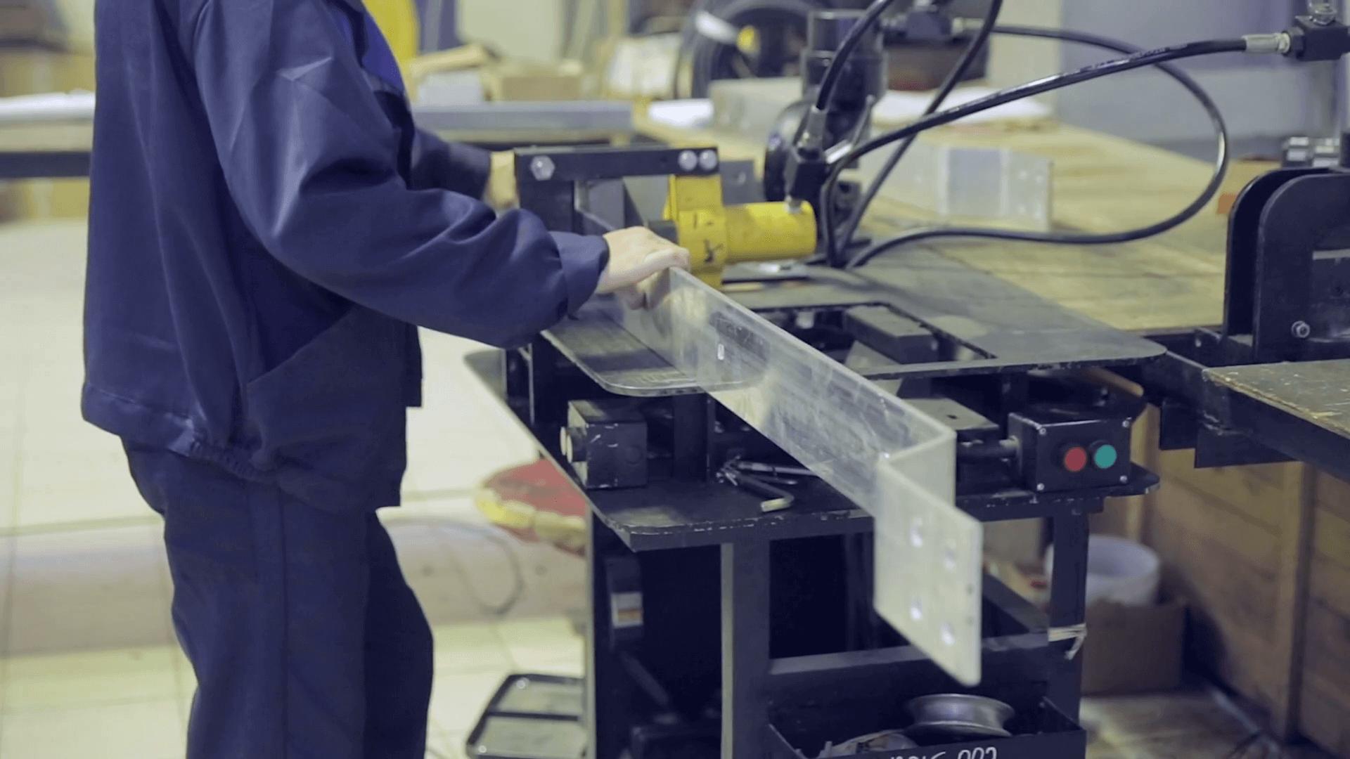 Sheet Metal Bending Machines