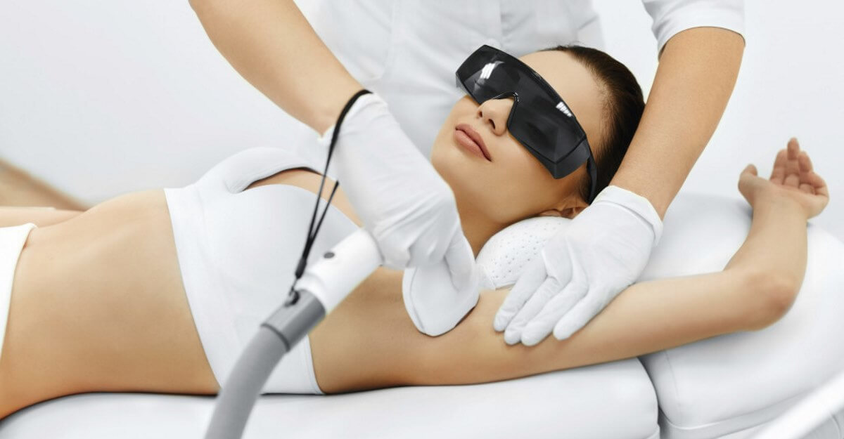 Smooth Skin with Laser Treatment