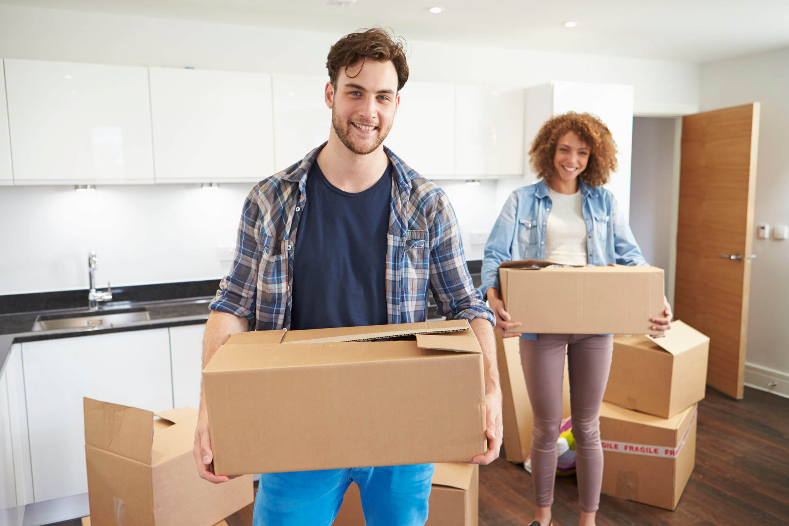 Store your things in a storage unit before moving into - Things to do before moving into new house ...