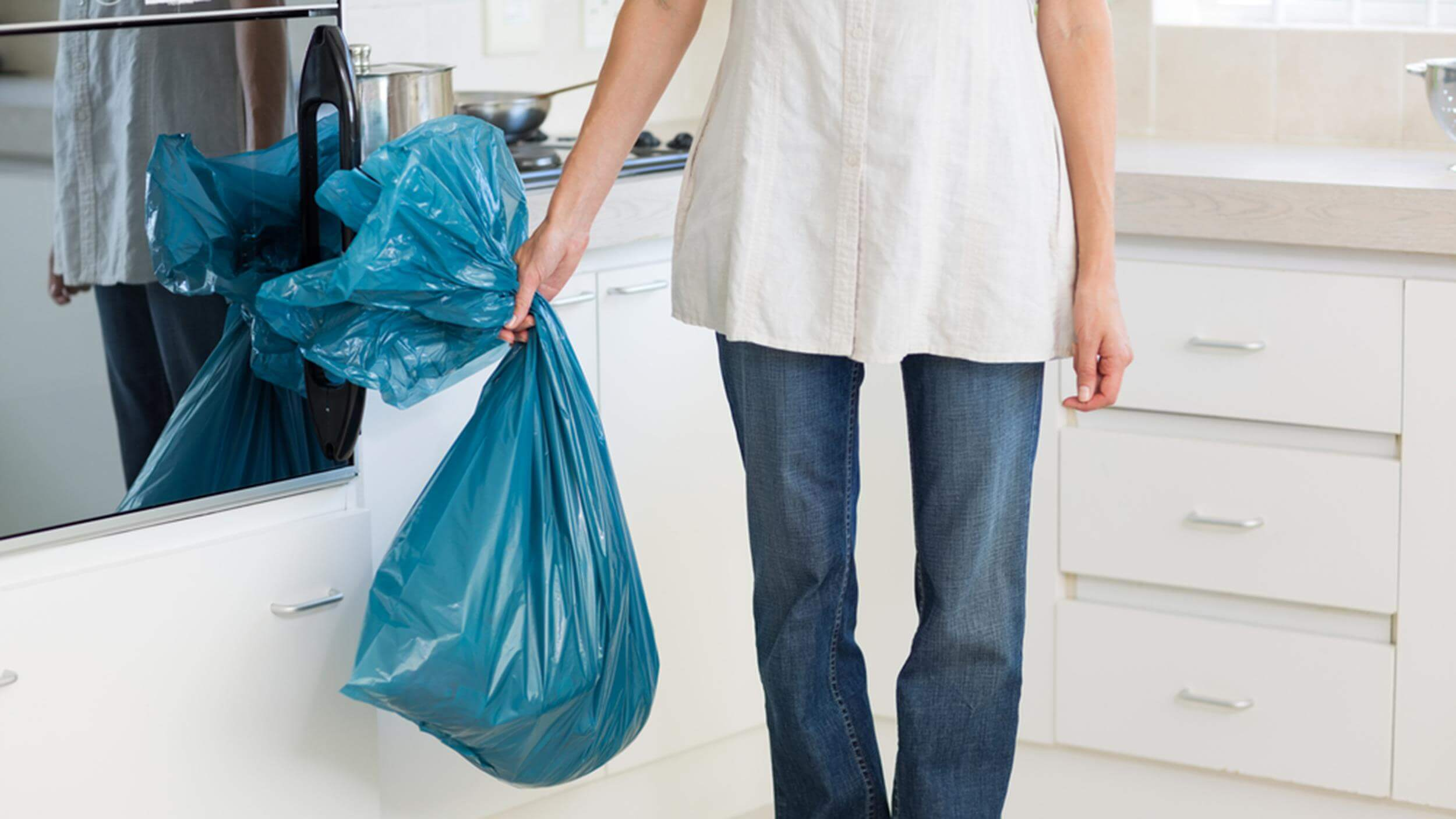 rid of unwanted trash in the house - House Cleaning