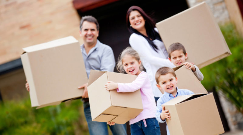 5 Things Yo Keep In Mind When Moving Into A New House