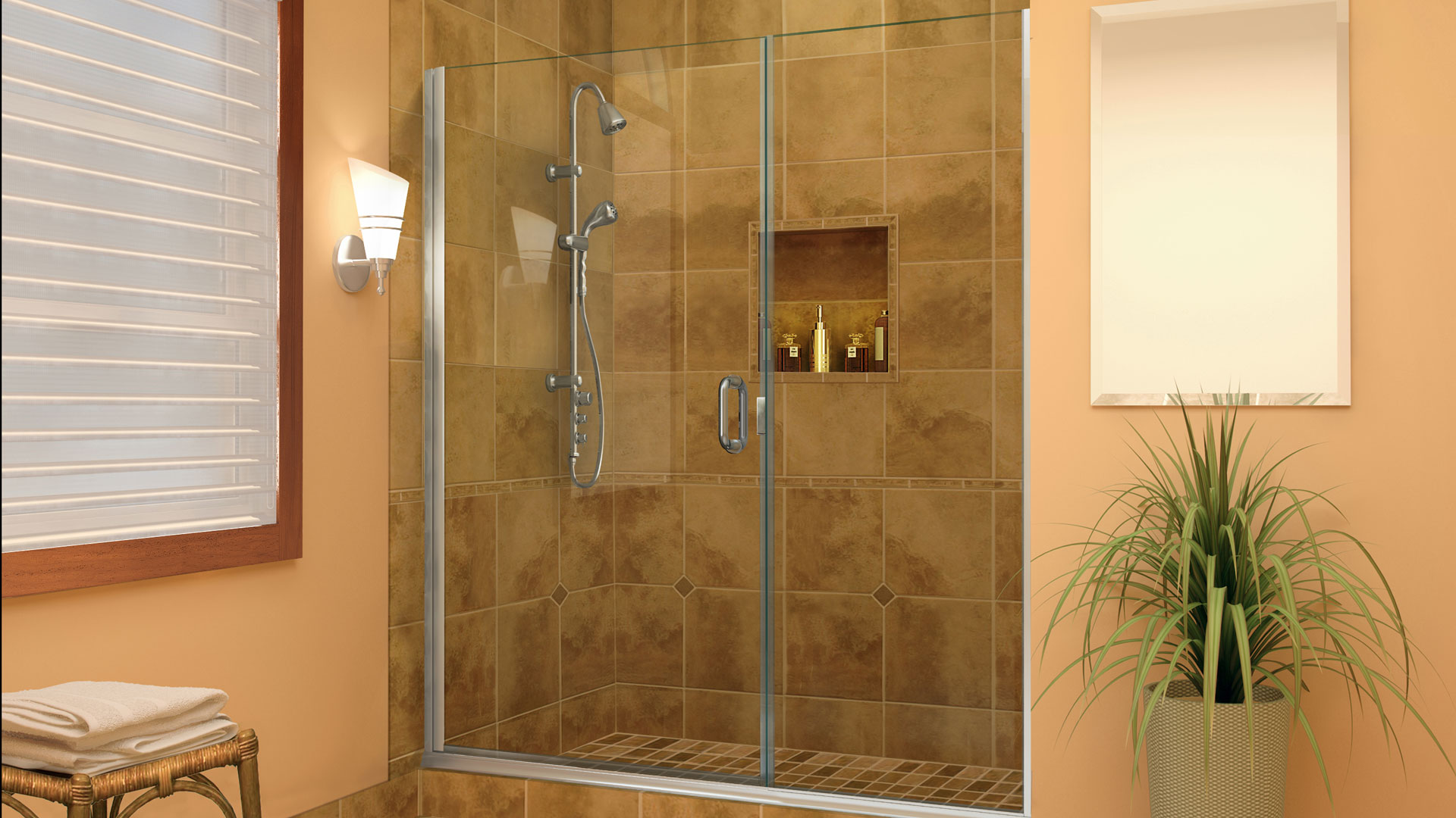 Find The Right Glass Shower Doors For Modern Home Update