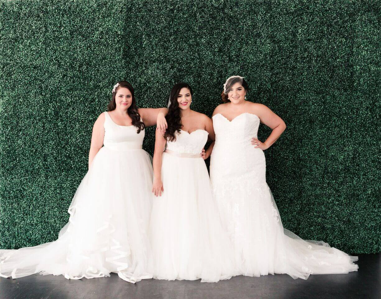 5 Styles of Plus Size Wedding Dresses That Offers You A Slim ...