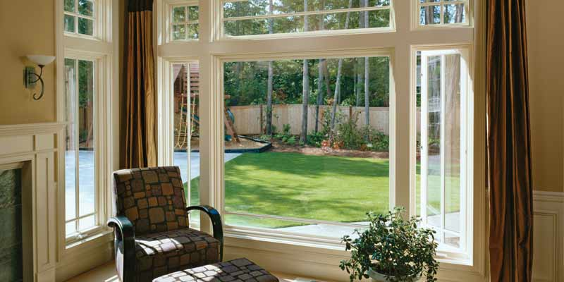 Larger Windows in home