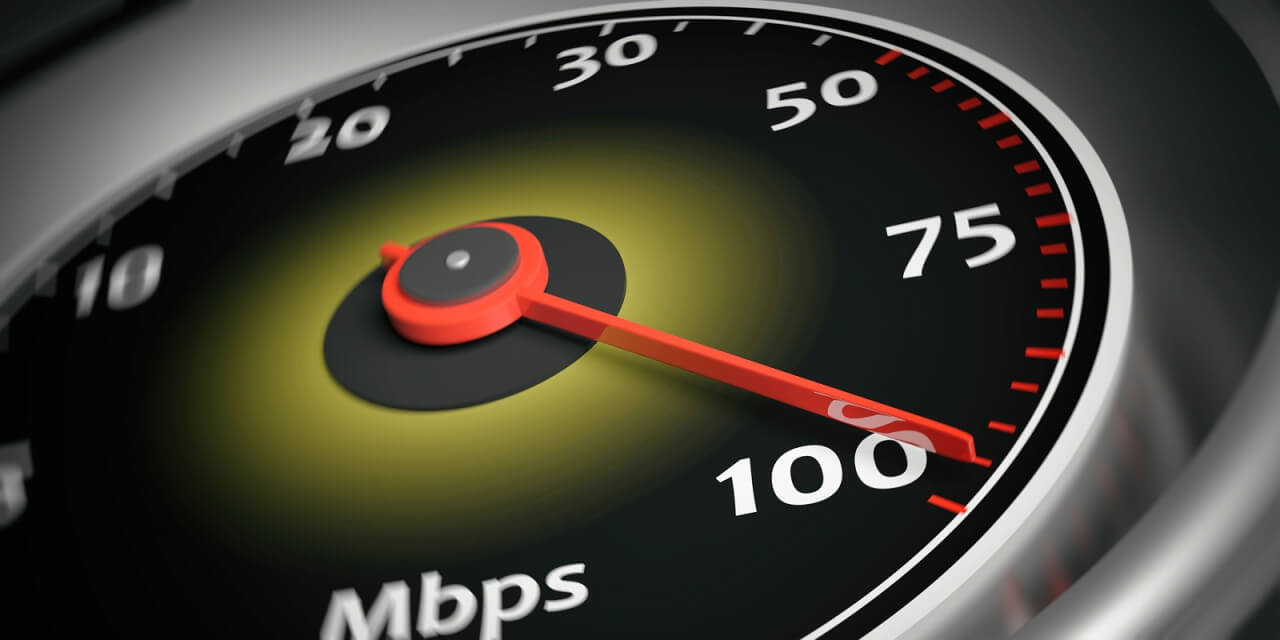 mbps speed