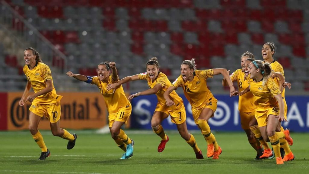 FIFA 2019 Women's World Cup Australia Team
