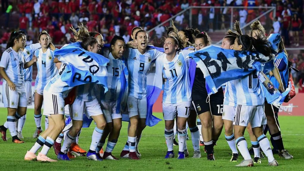 FIFA 2019 Women's World Cup Argentina Team