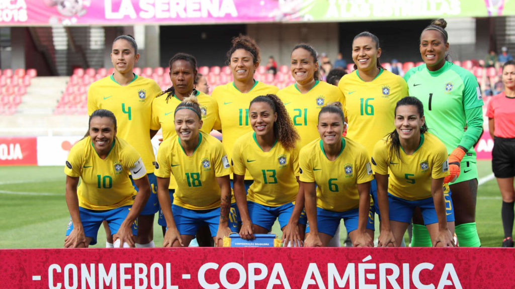 FIFA 2019 Women's World Cup Brazil Team
