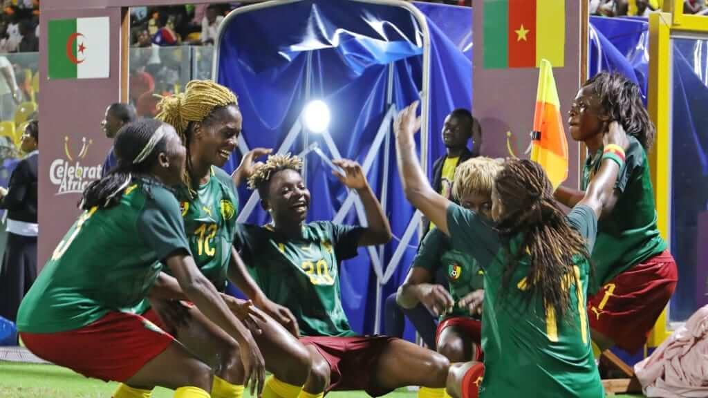 FIFA 2019 Women's World Cup Cameroon Team