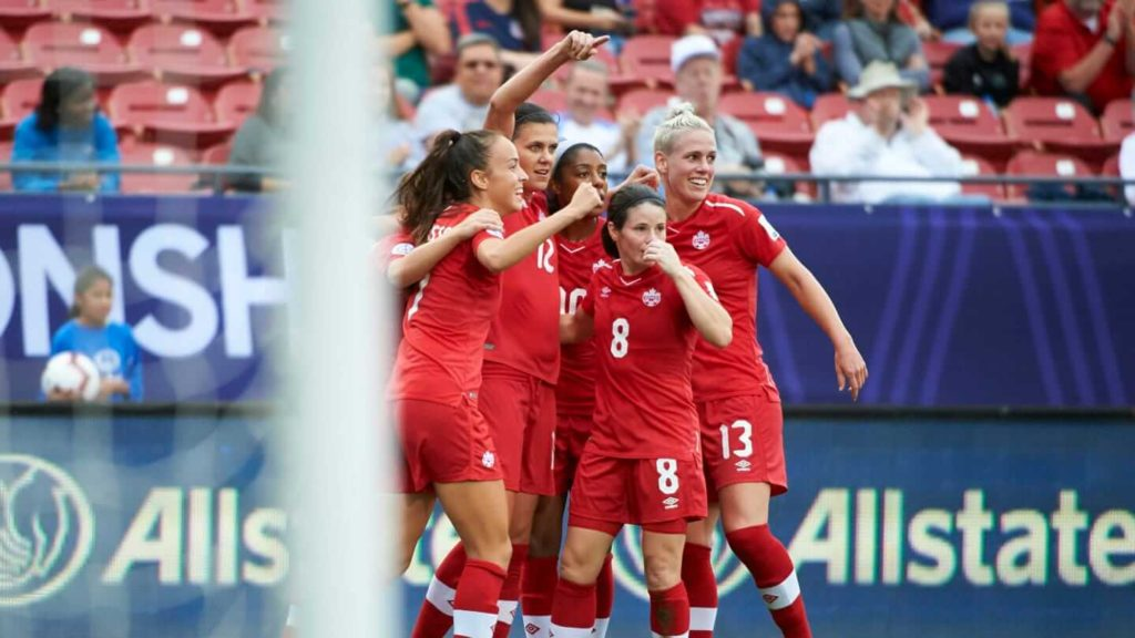 FIFA 2019 Women's World Cup Canada Team