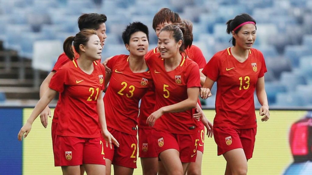 FIFA 2019 Women's World Cup China PR Team
