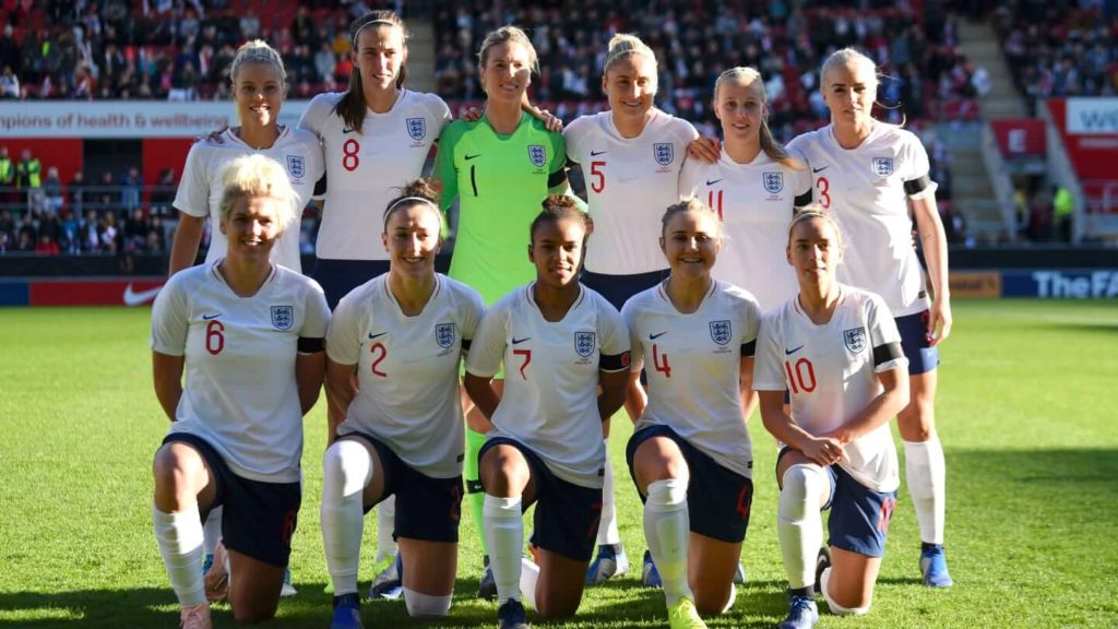 FIFA 2019 Women's World Cup England Team