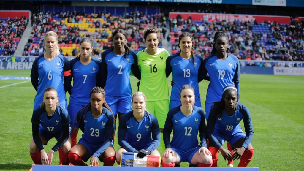FIFA 2019 Women's World Cup France Team