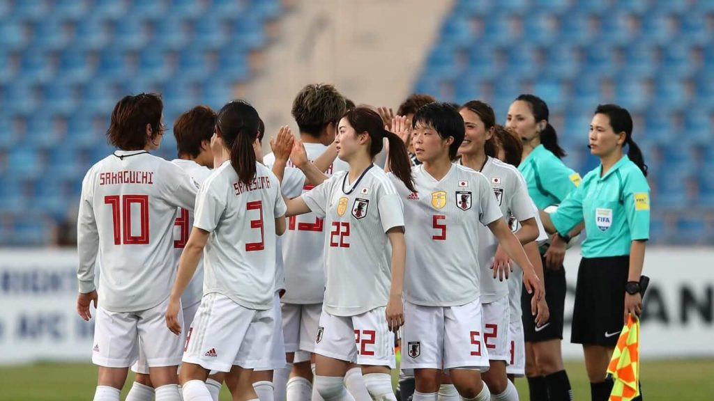 FIFA 2019 Women's World Cup Japan Team