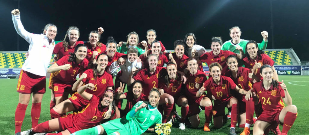 FIFA 2019 Women's World Cup Spain Team