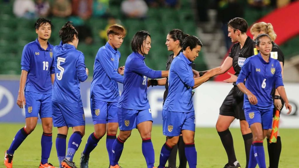 FIFA 2019 Women's World Cup Thailand Team