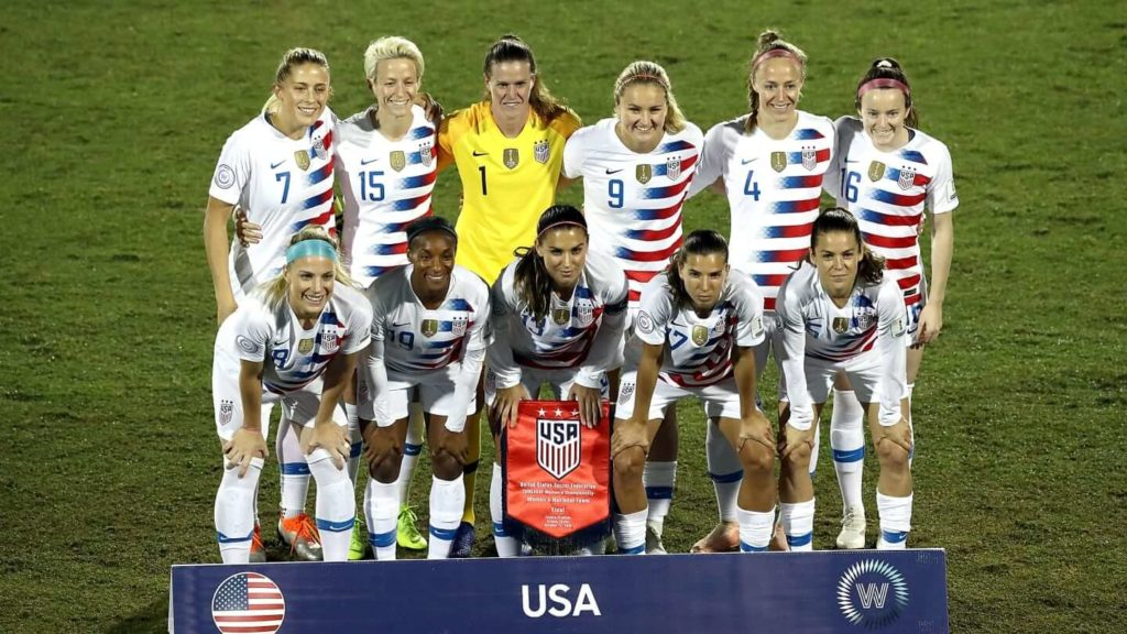 FIFA 2019 Women's World Cup USA Team