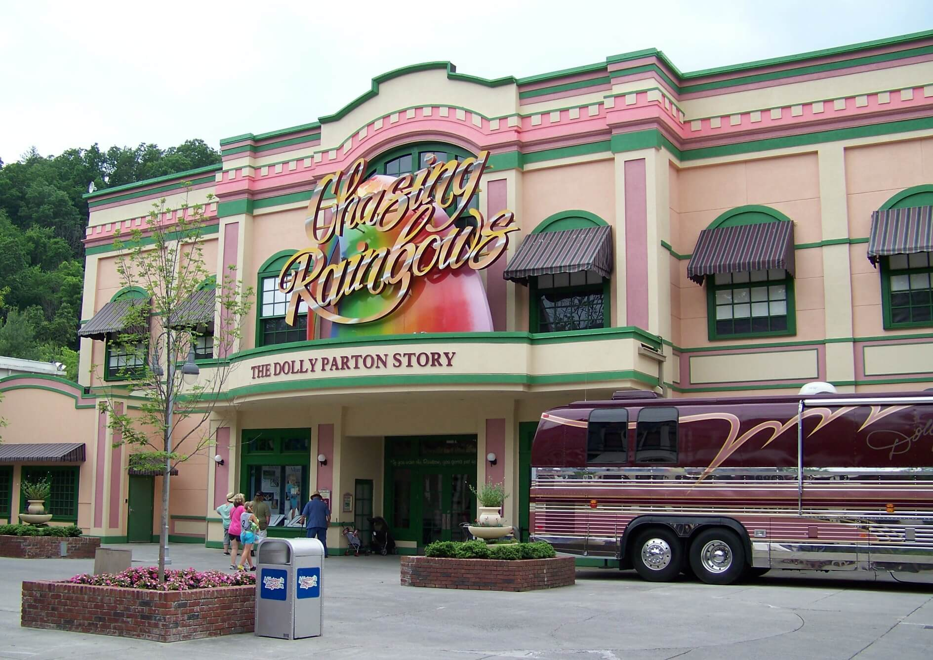 dollywood amusement park-7