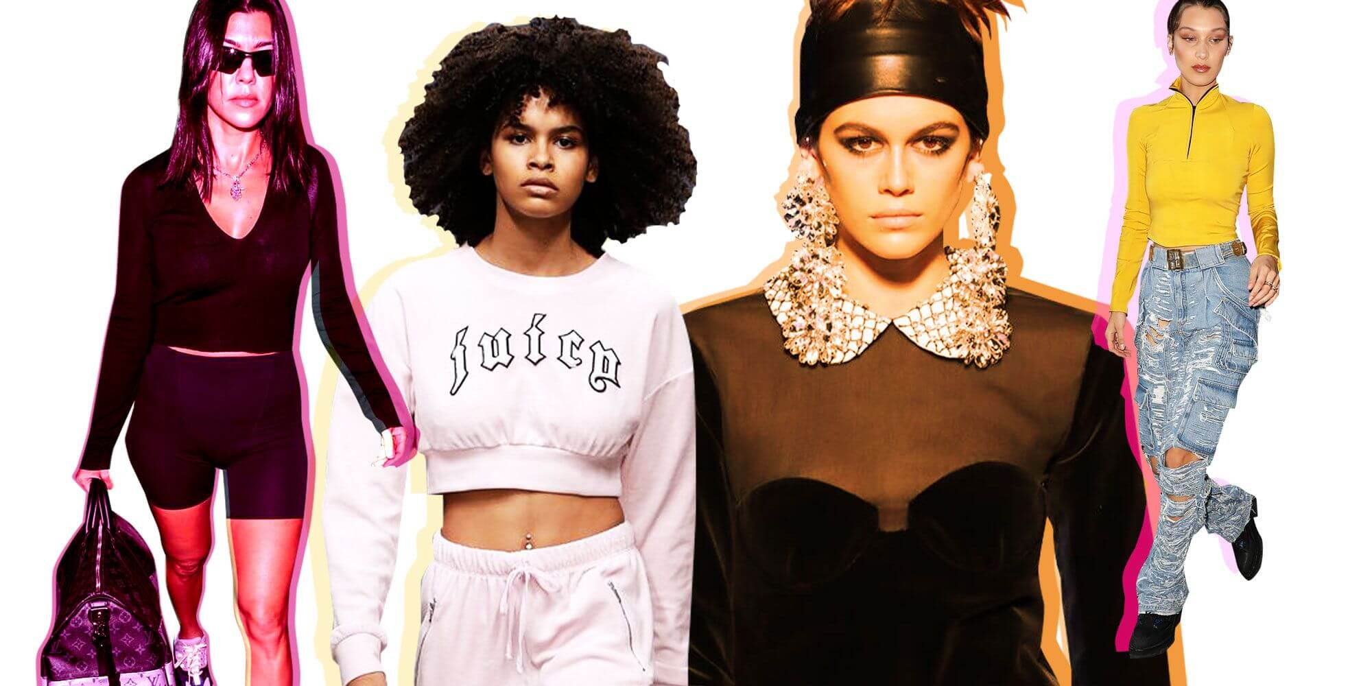 Best 80s Fashion Trends For Women-1