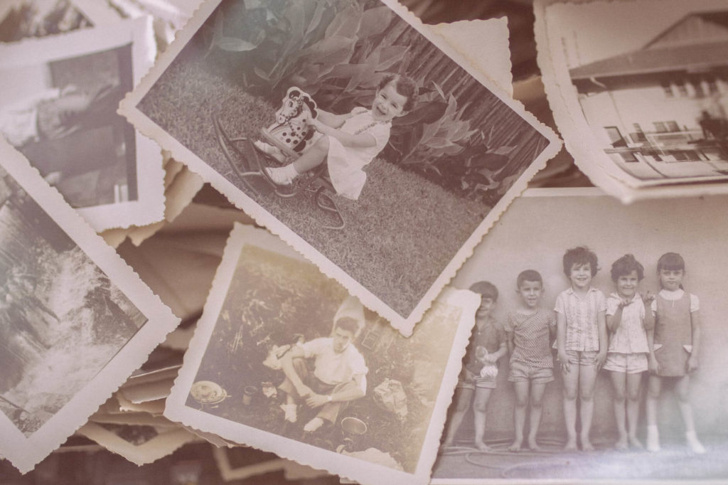 Bringing Loved Ones Together - Create a time capsule