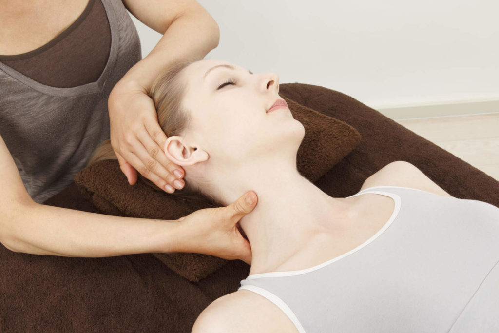 chronic neck pain - Have Your Neck Massaged