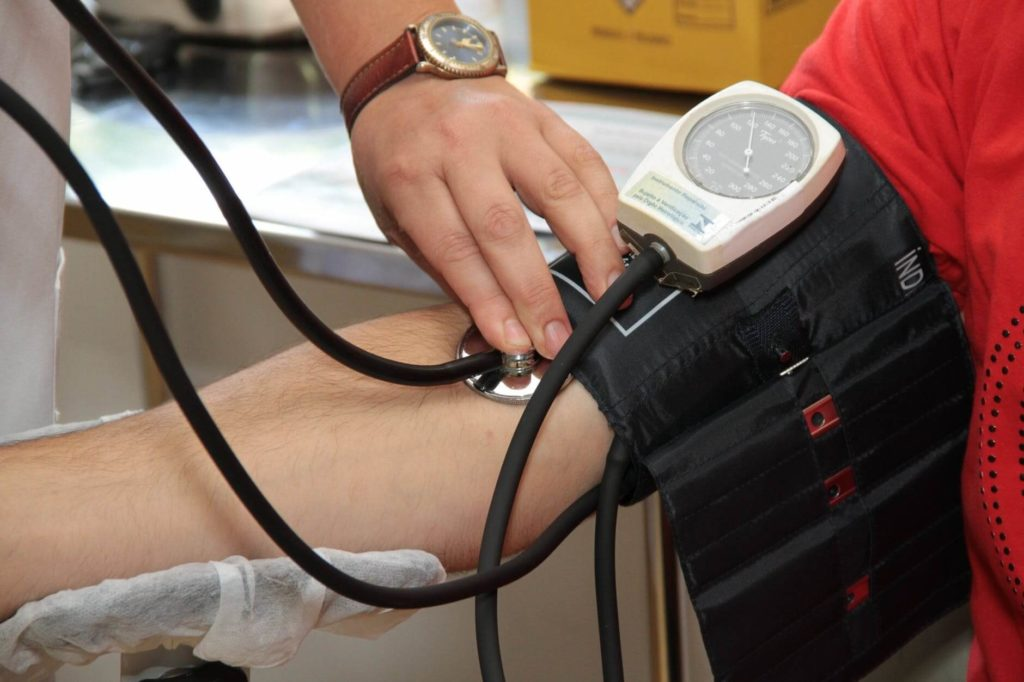 Keeps Blood Pressure at Normal Level