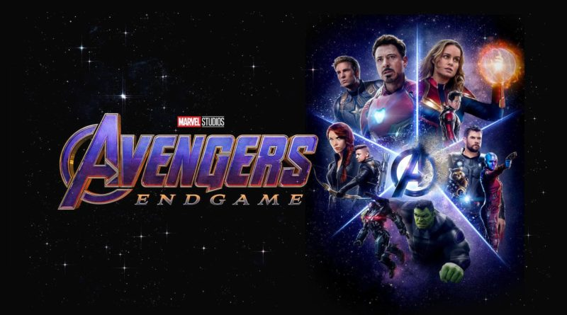 Avengers Endgame (2019) Hindi + English Full HD Movie
