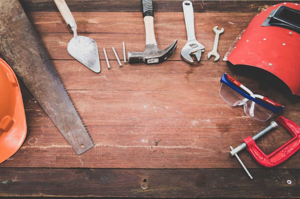Home Renovations Contractor - Have the Right Equipment