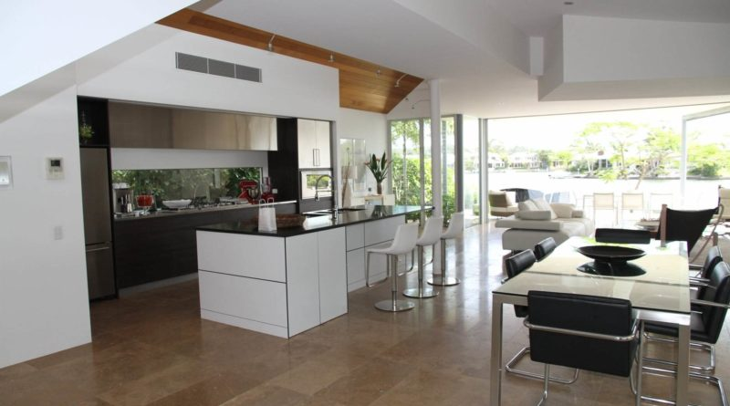 Types of Finishes for Kitchens