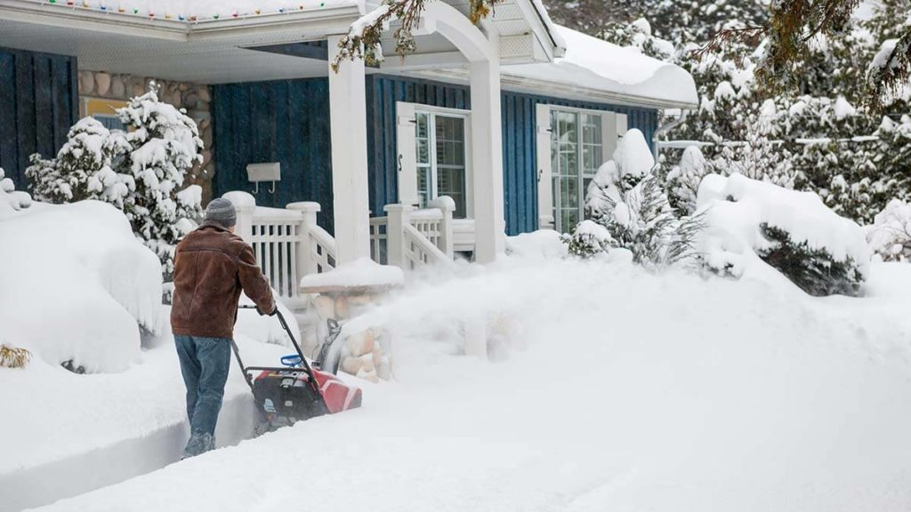 tips to find best snow blower - The Size of Your Compound