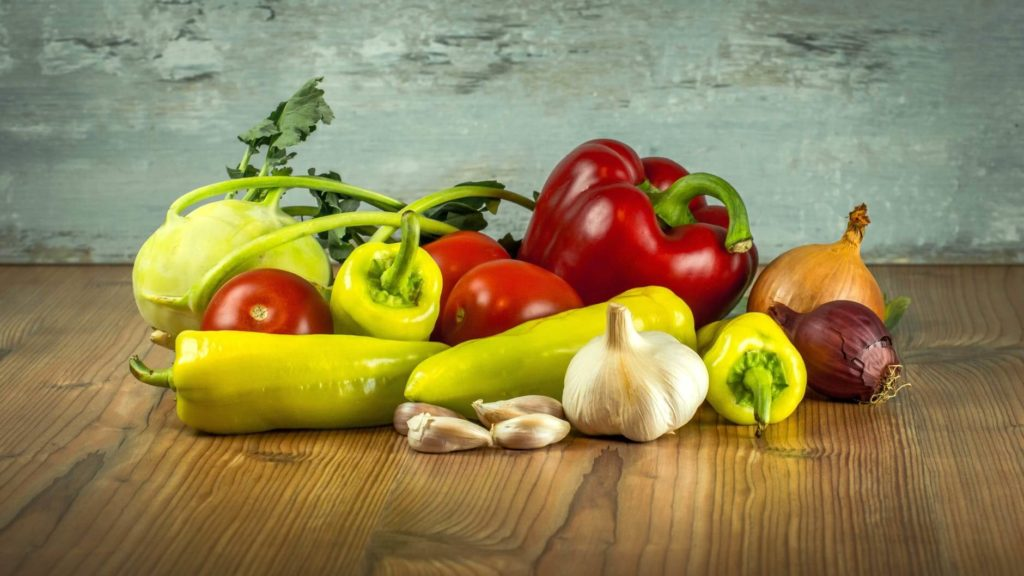 vegetable nutrition facts - health benefits