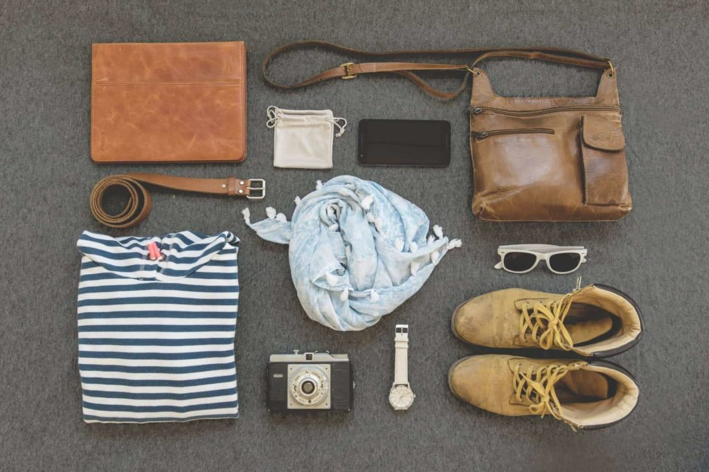 How to Plan Your Trip Packing List - Clothes