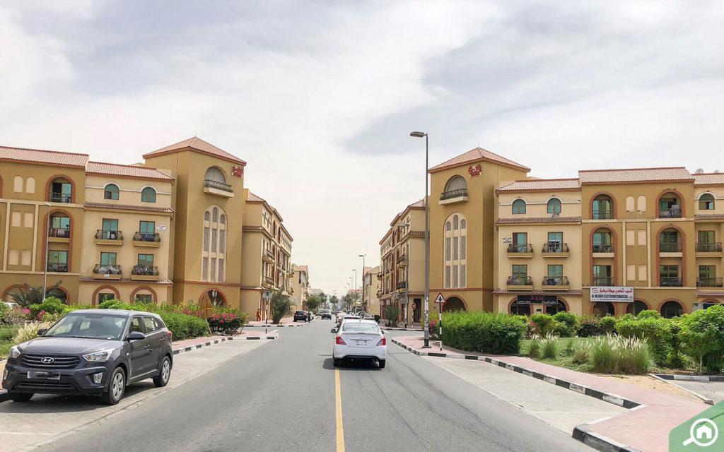 best apartment deals in Dubai - International City