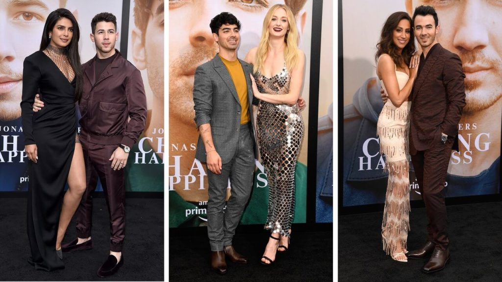 everything to know about Jonas Brothers - marital status