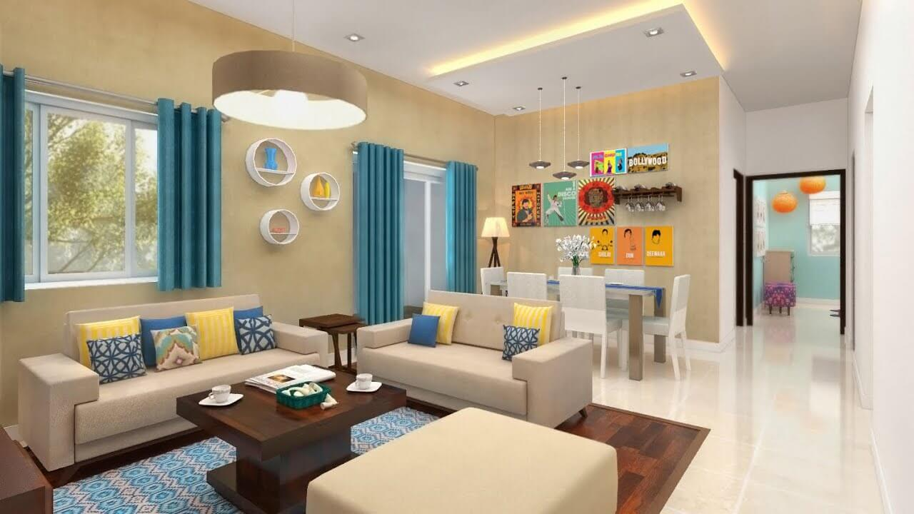 Home Design: How to Use the Rule of Three