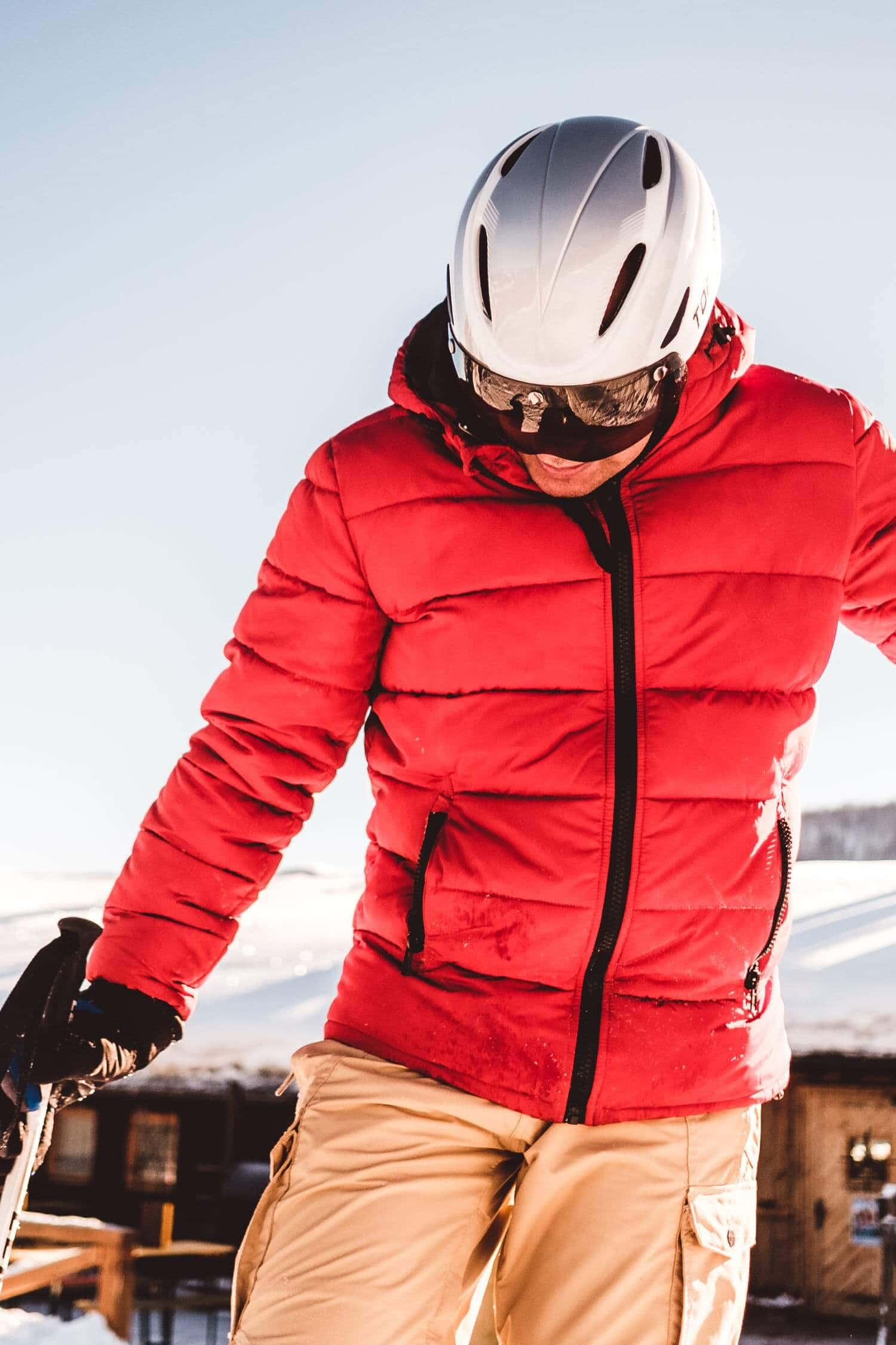 Buying a Ski Jacket 2