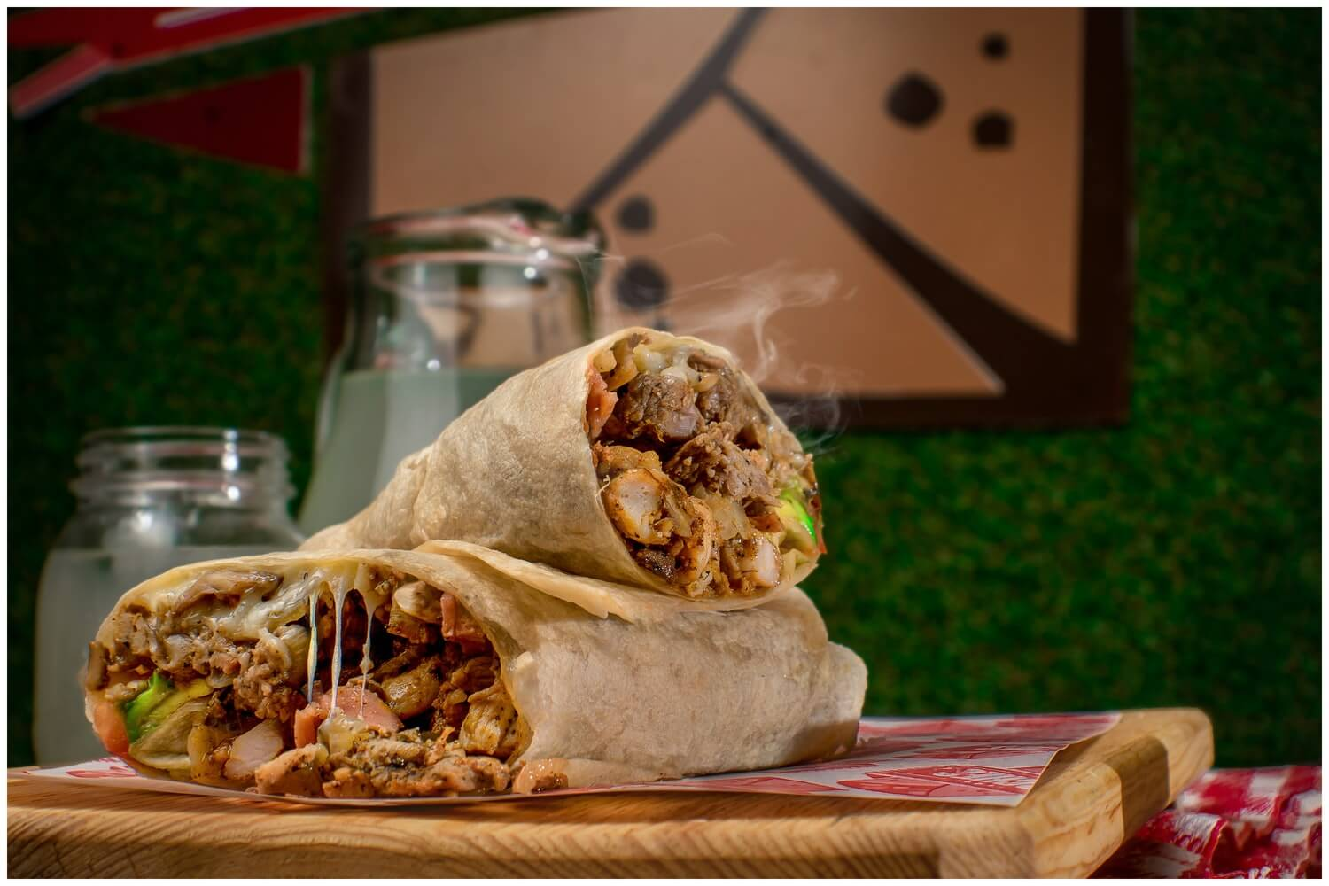 Carnitas Burritos
