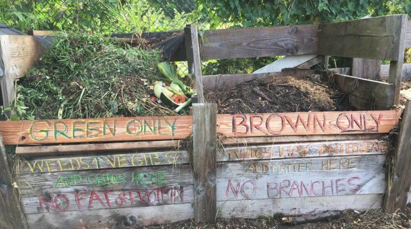 DIY Compost Bin 9