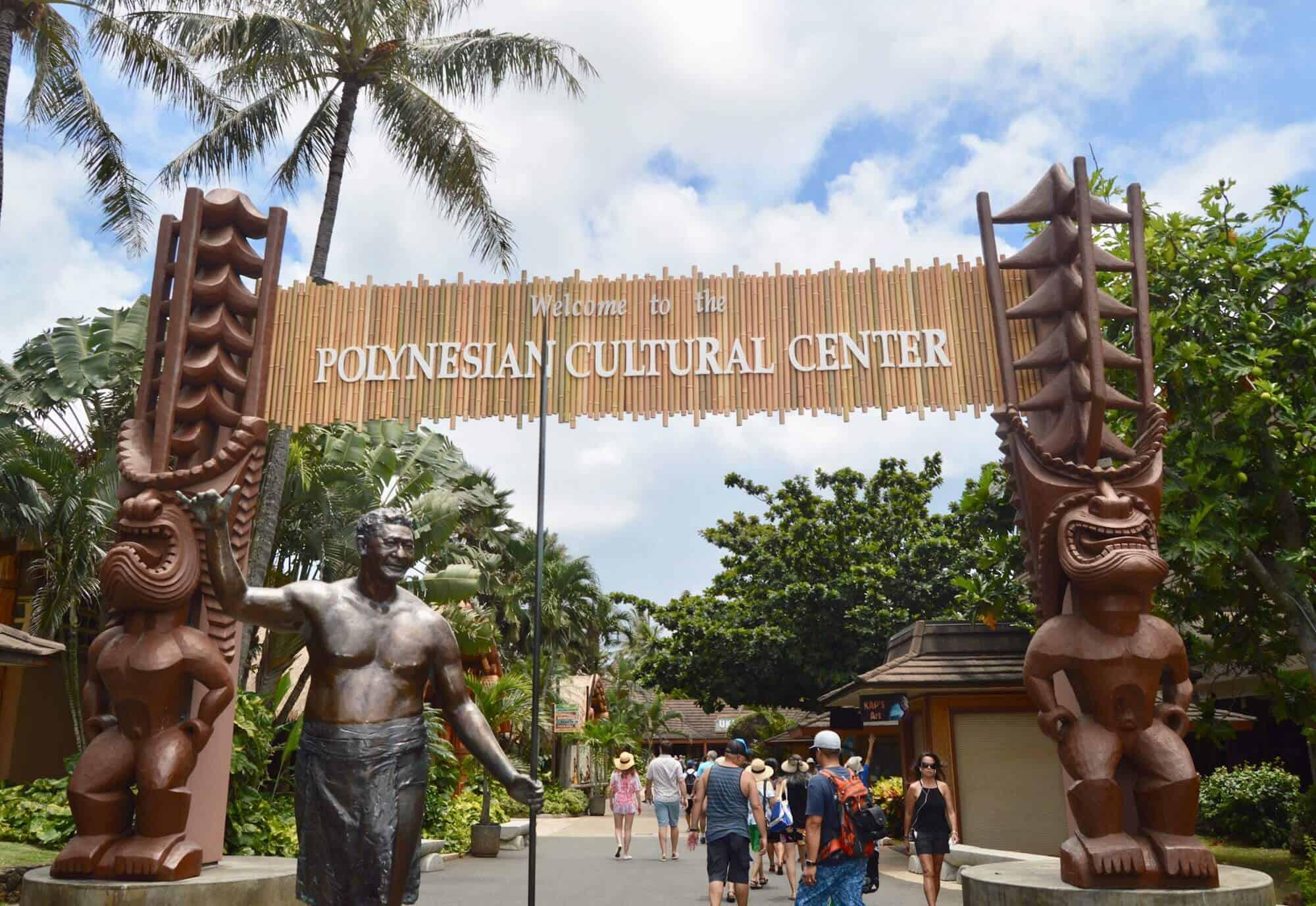 Polynesian Culture Center
