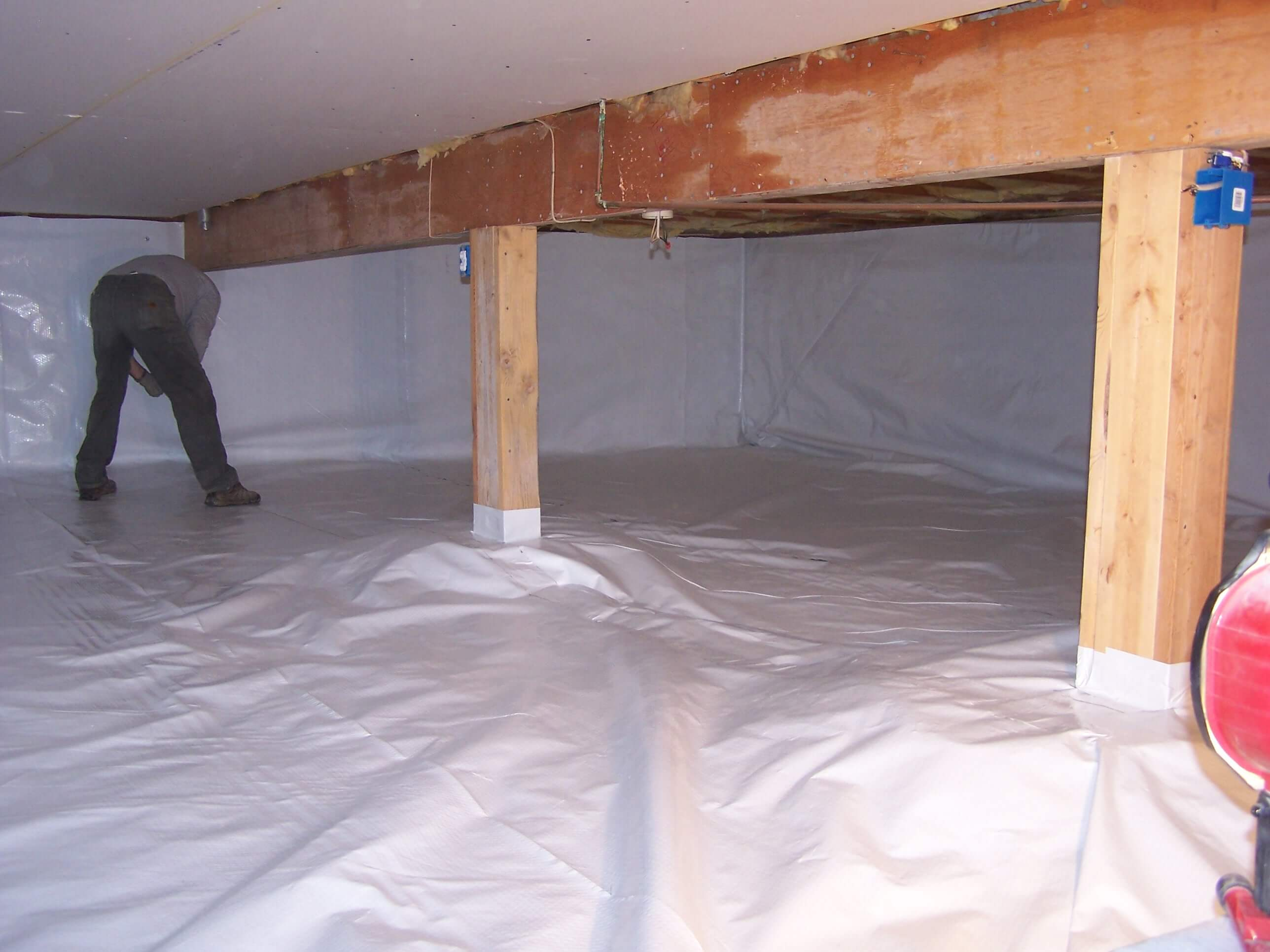 You Get Better at Crawlspace 6