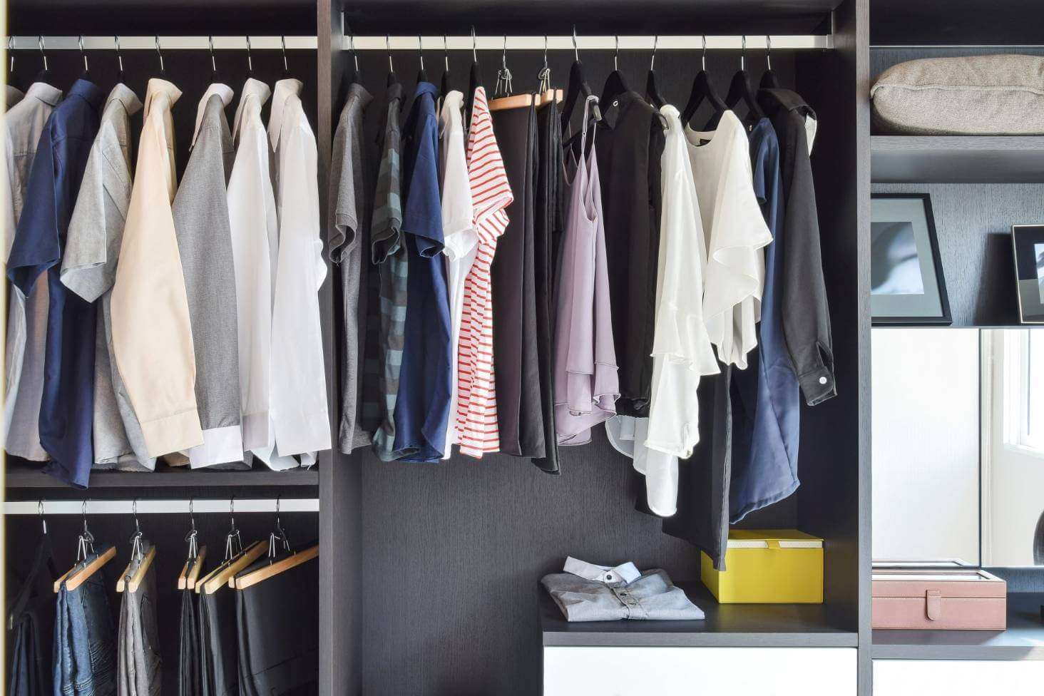 stylist cloth wardrobe