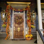 autumn Front Porch 1