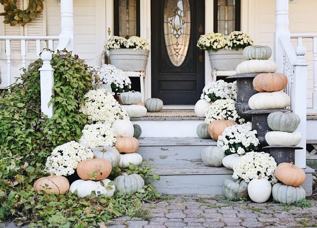 autumn Front Porch 18